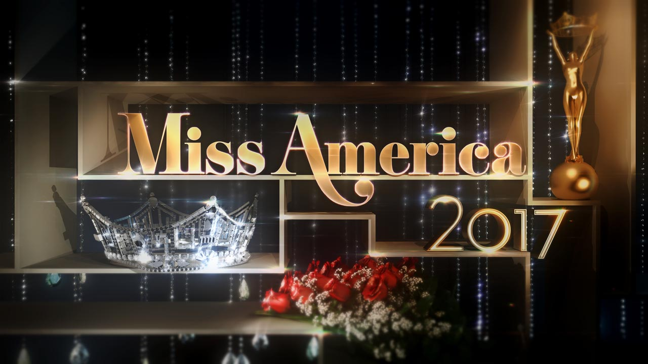 The 2017 Miss America Competition - Graphics Package