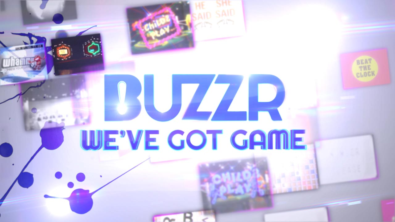 Buzzr - Development Pitch - Motion Graphics