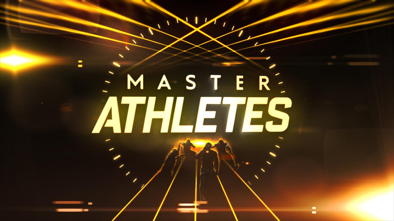 Master Athletes - Logo