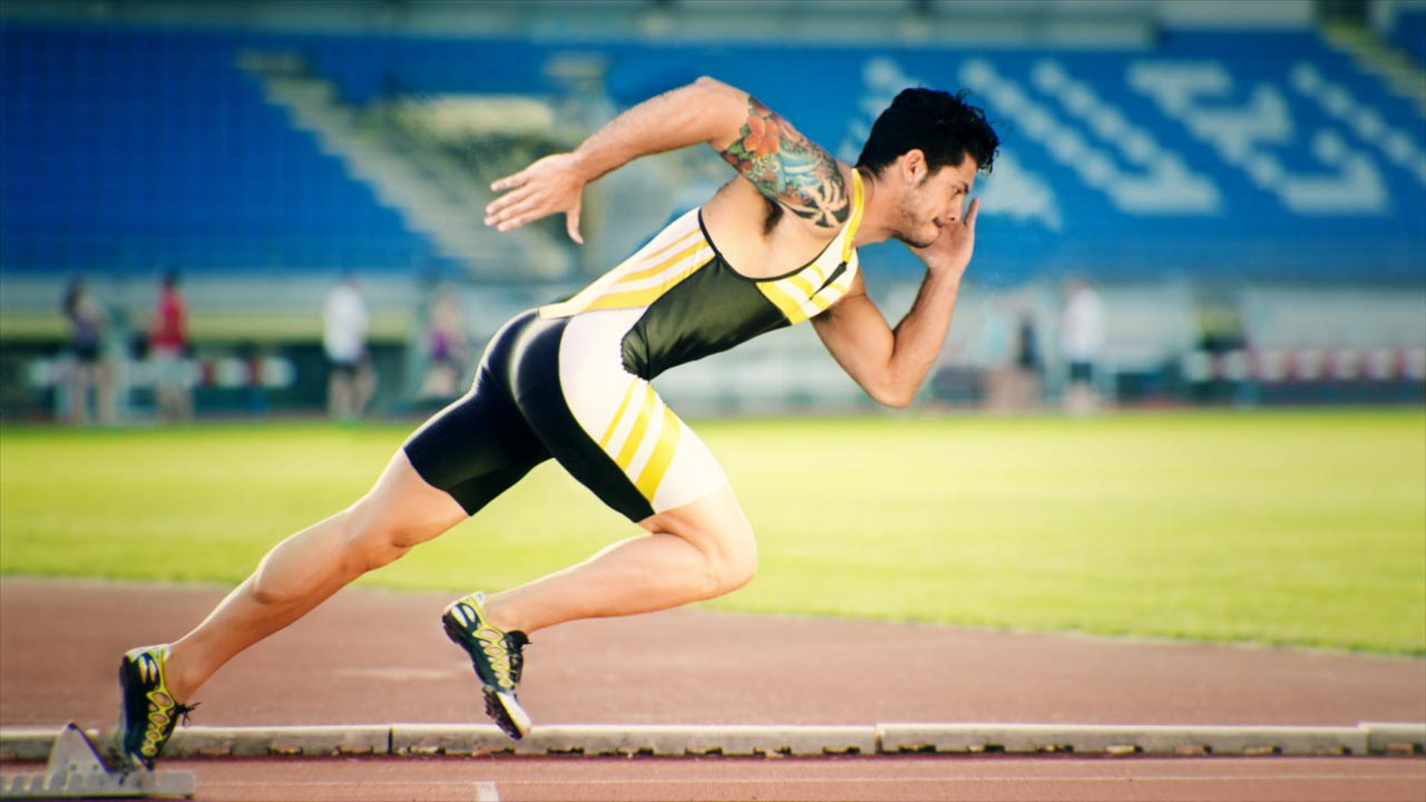 Sprinter - Start