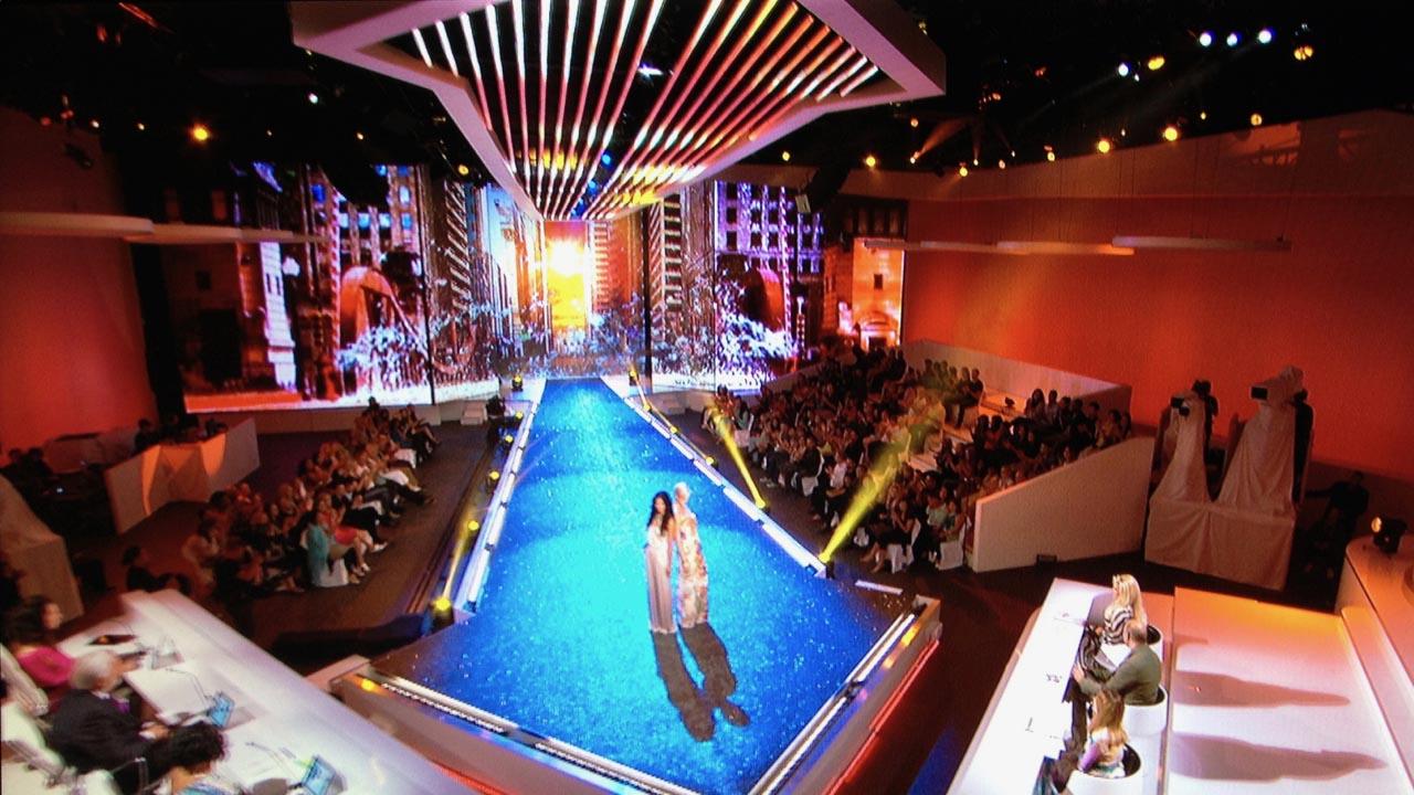 Fashion Star - Season 2 - Screens Design