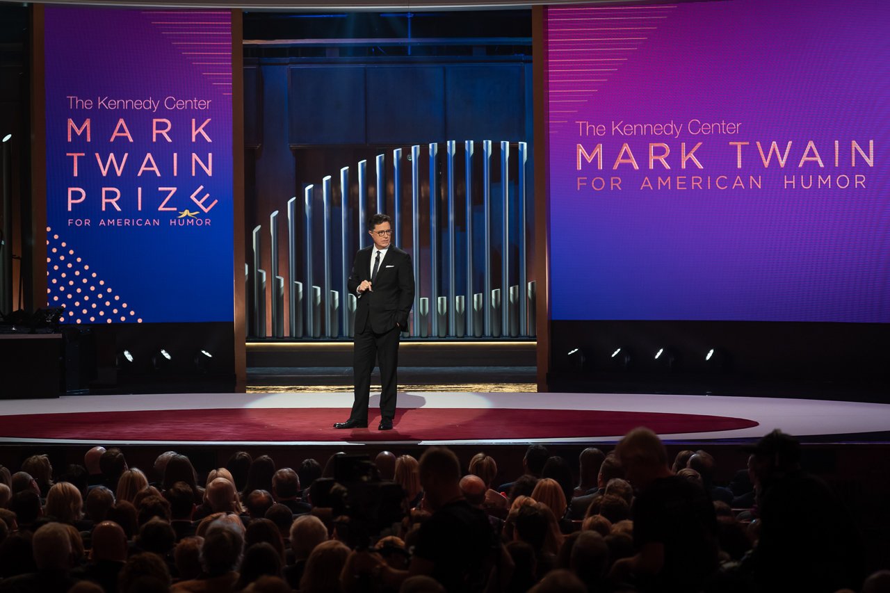 2018 Mark Twain Prize