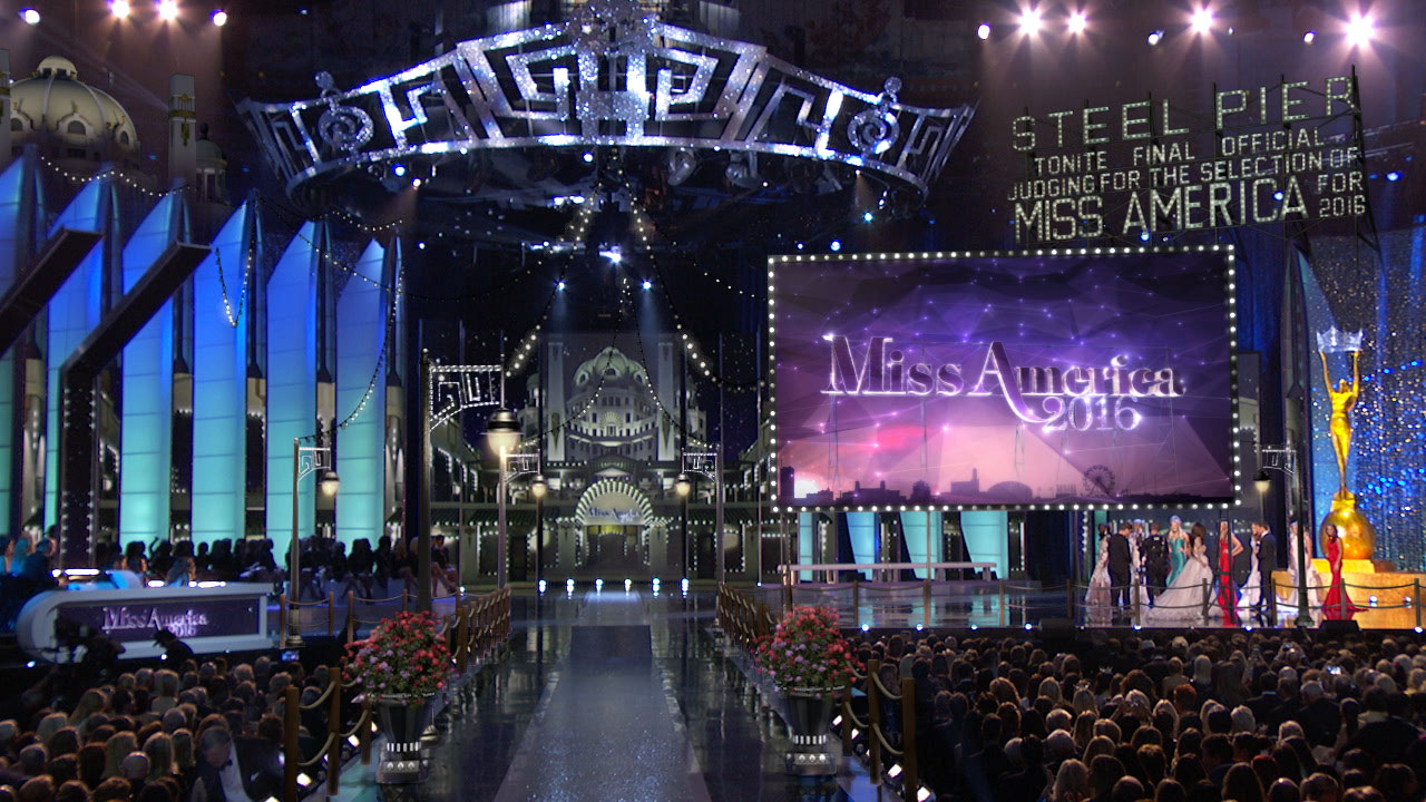 Miss America 2016 - Augmented Reality