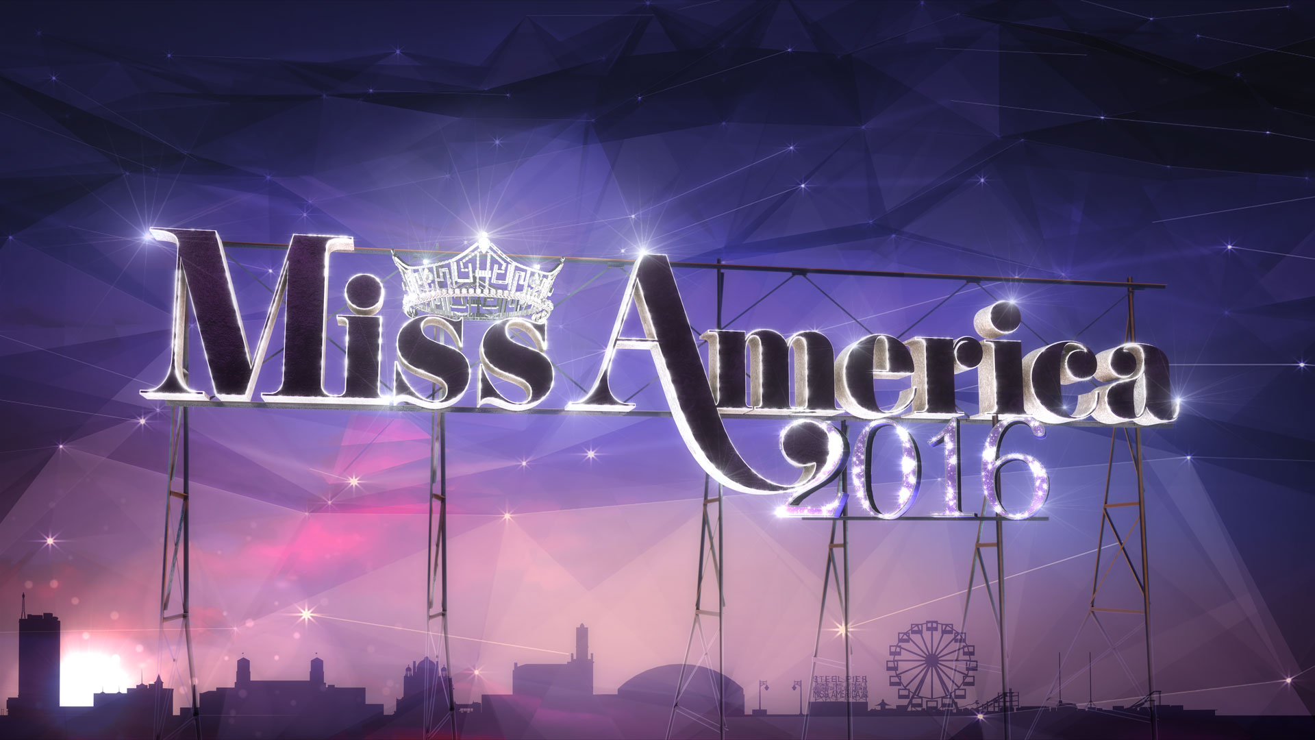 The 2016 Miss America Competition - Graphics Package