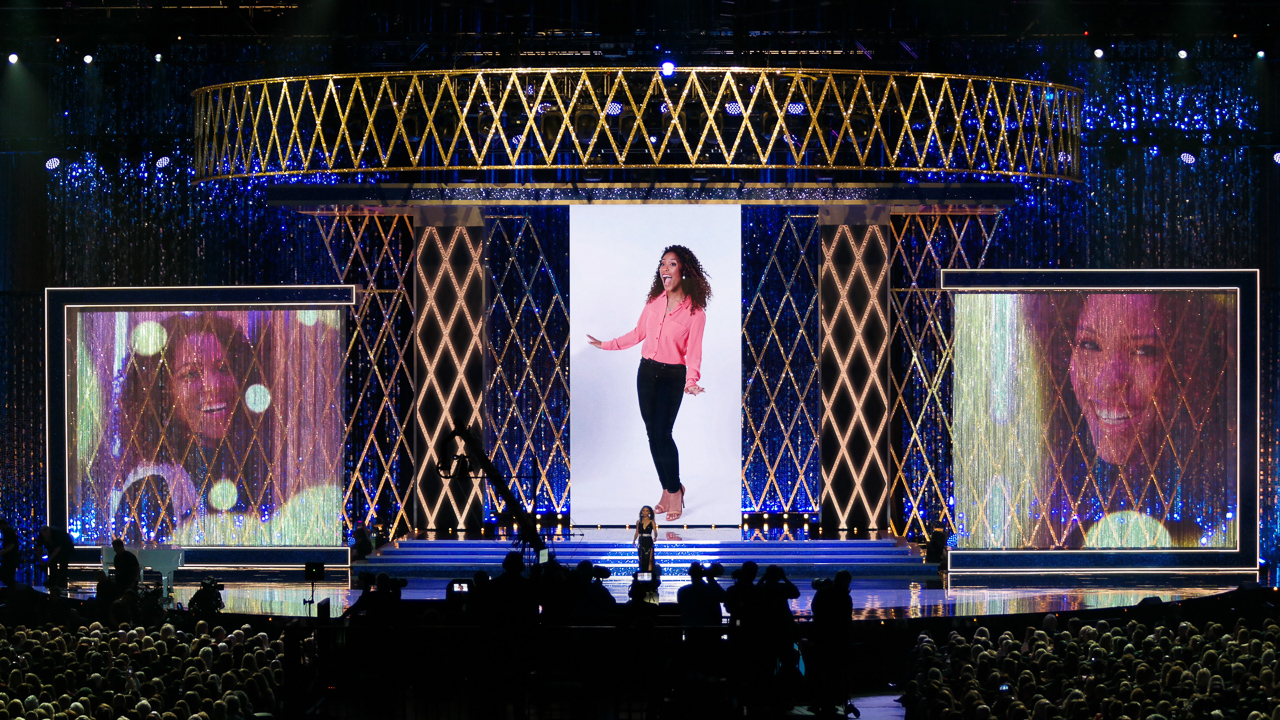 Miss America 2019 - Screens Design